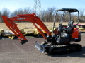 Rental store for MINI EXCAVATOR 3 1 2 TON  KX71 in Doylestown PA