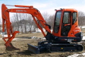 Rental store for MINI EXCAVATOR 5 TON  KX121 KX040 in Doylestown PA